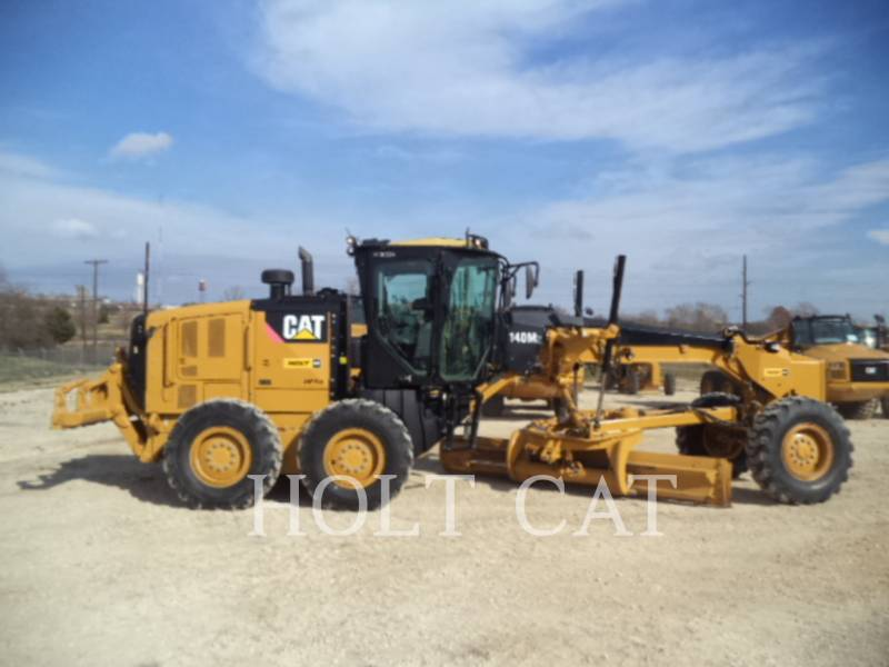 CATERPILLAR MOTONIVELADORAS 140M2 GOV equipment  photo 5