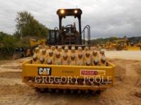 CATERPILLAR VIBRATORY SINGLE DRUM PAD CP-54B equipment  photo 7