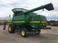 DEERE & CO. COMBINADOS 9550 equipment  photo 8
