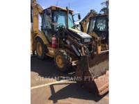 Equipment photo Caterpillar 428 E BULDOEXCAVATOARE 1