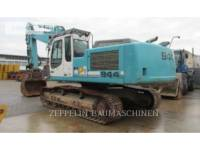 LIEBHERR PELLES SUR CHAINES R944C LITR equipment  photo 4