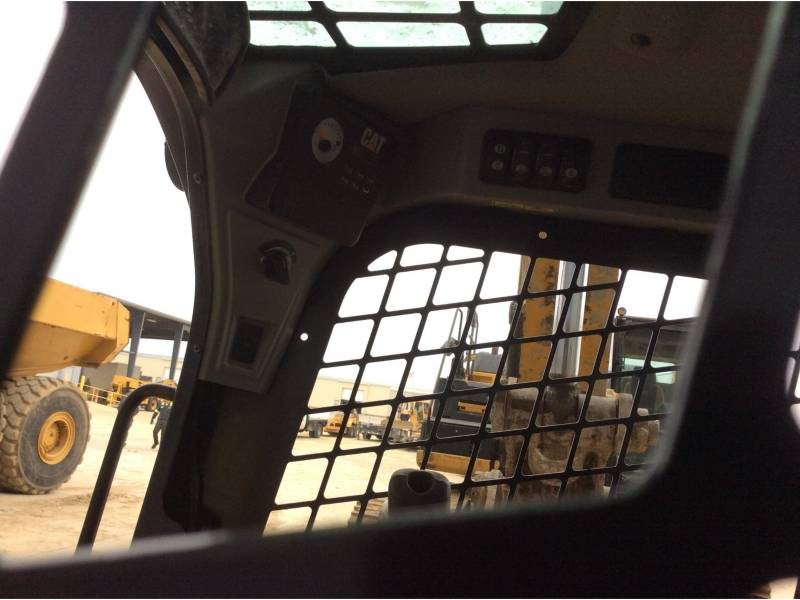 CATERPILLAR SKID STEER LOADERS 262D equipment  photo 20