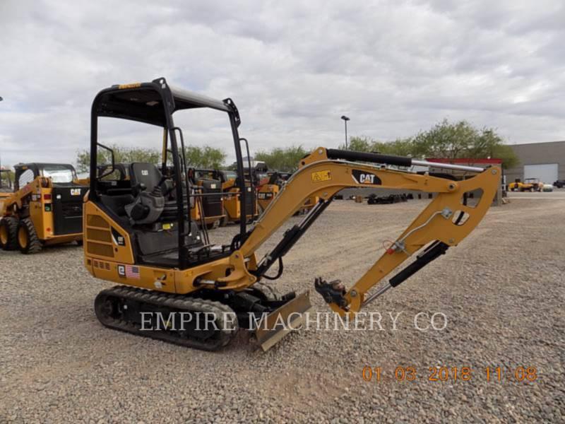 CATERPILLAR TRACK EXCAVATORS 301.7D equipment  photo 1