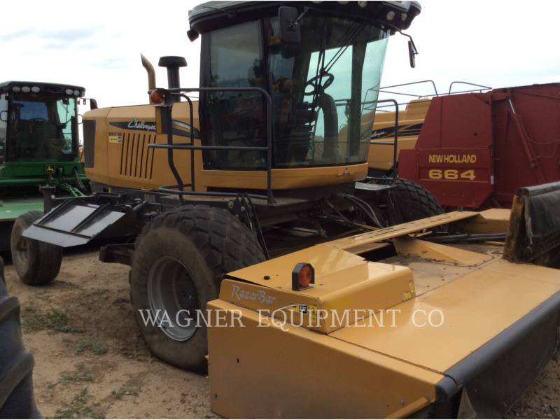 AGCO AG HAY EQUIPMENT WR9760/DH equipment  photo 1