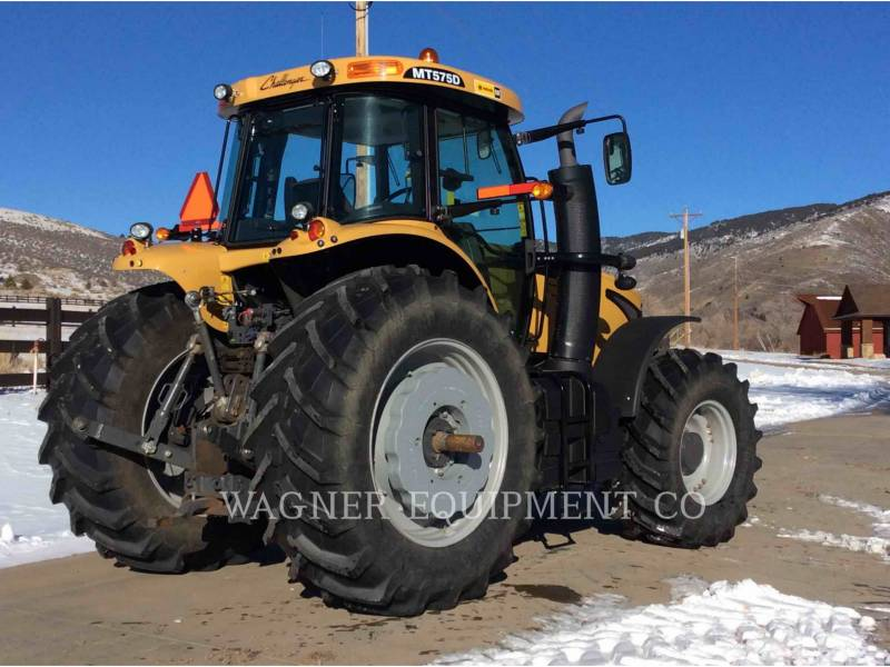 CHALLENGER TRATTORI AGRICOLI MT575D equipment  photo 5