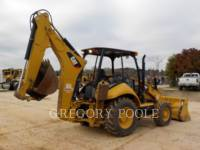 CATERPILLAR RETROESCAVADEIRAS 416F equipment  photo 9