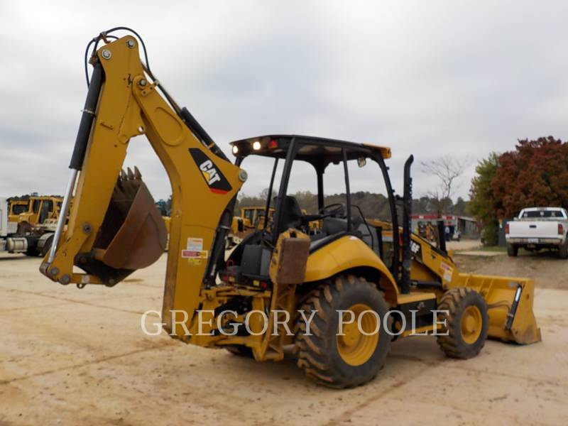 CATERPILLAR BACKHOE LOADERS 416F equipment  photo 9