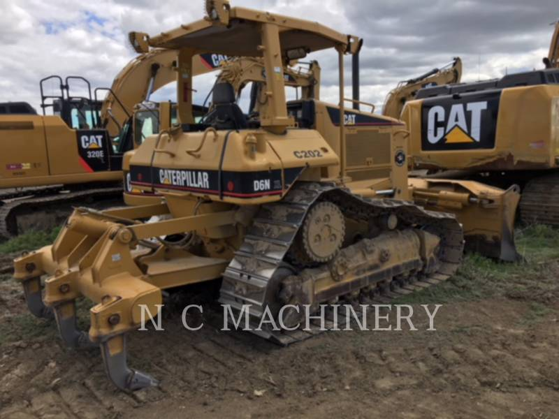 CATERPILLAR TRACK TYPE TRACTORS D6N XL equipment  photo 5