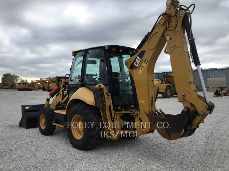 CATERPILLAR RETROESCAVADEIRAS 420FIT equipment  photo 4