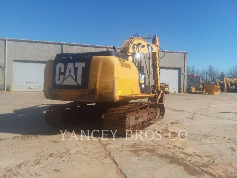 CATERPILLAR PELLES SUR CHAINES 329E equipment  photo 4