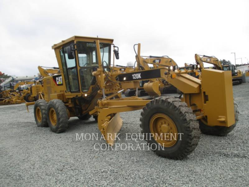 CATERPILLAR MOTORGRADER 120 K equipment  photo 2