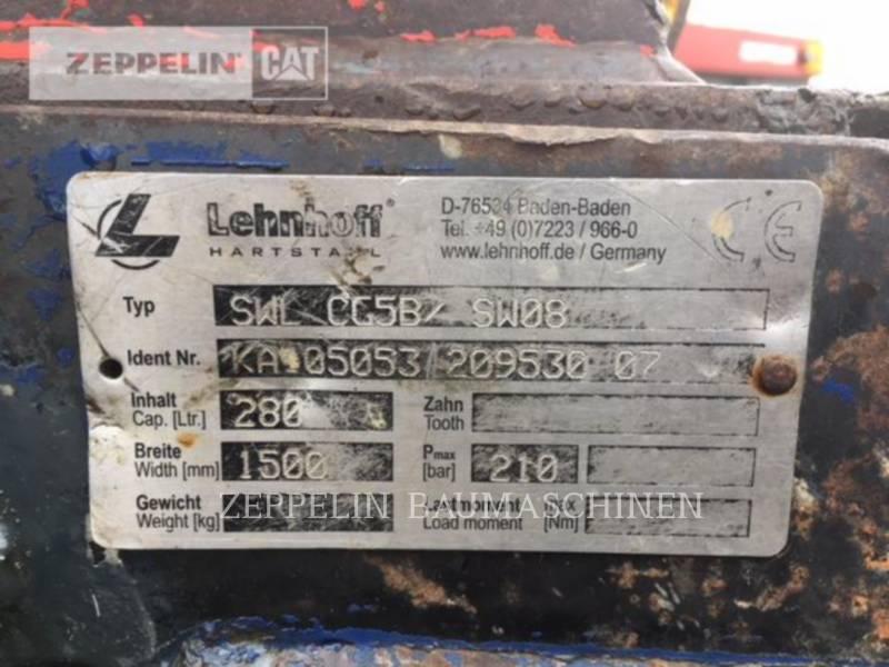 TEREX CORPORATION PELLES SUR CHAINES TC75 equipment  photo 16