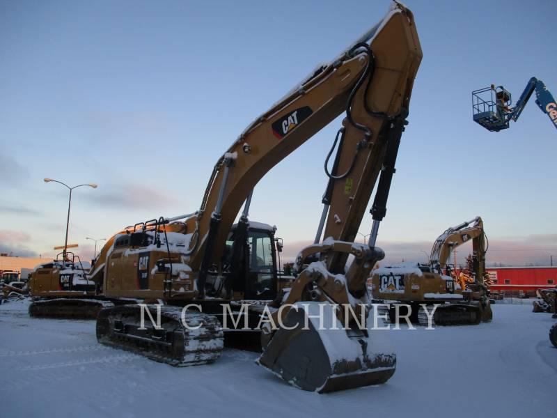 CATERPILLAR TRACK EXCAVATORS 349FL equipment  photo 2