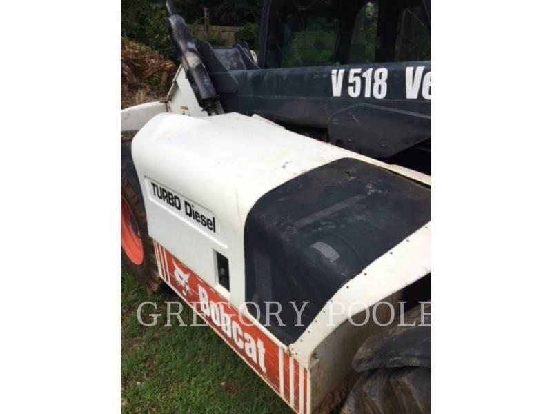 BOBCAT TELEHANDLER V518 equipment  photo 3