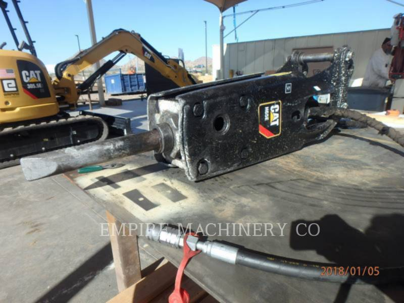 CATERPILLAR AG - HAMMER H65E 305E equipment  photo 1