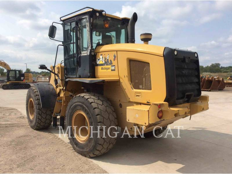 CATERPILLAR CARGADORES DE RUEDAS 924K RQ+ equipment  photo 4