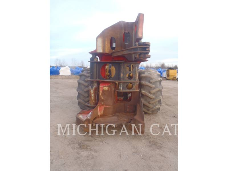 CATERPILLAR FOREST MACHINE 553 equipment  photo 6