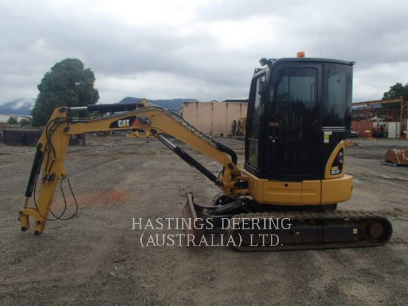 CATERPILLAR PELLES SUR CHAINES 303.5DCR equipment  photo 4
