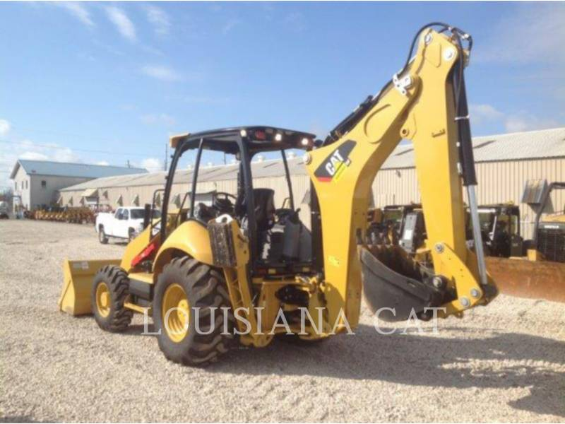 CATERPILLAR BACKHOE LOADERS 420F LAGSO equipment  photo 2