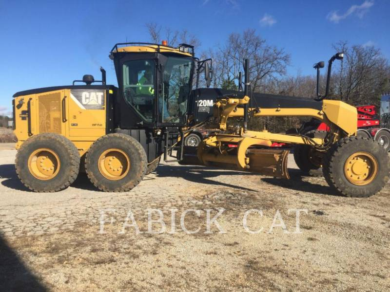 CATERPILLAR MOTORGRADER 120MAWD equipment  photo 2