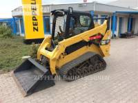 CATERPILLAR SKID STEER LOADERS 257D equipment  photo 1