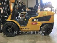 CATERPILLAR FORKLIFTS P6000-GLE equipment  photo 1