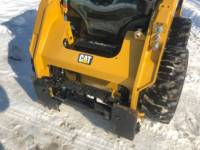 CATERPILLAR PALE COMPATTE SKID STEER 242D equipment  photo 16