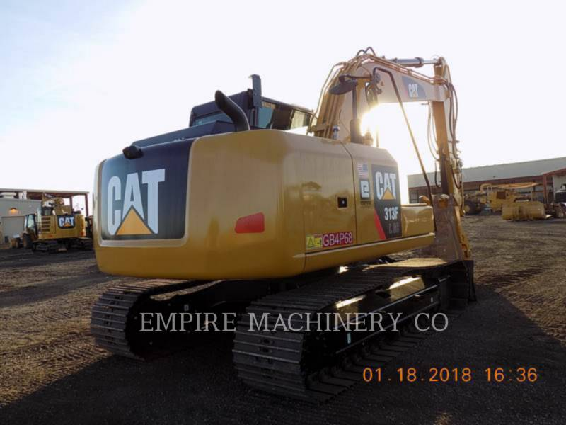 CATERPILLAR TRACK EXCAVATORS 313FL GC P equipment  photo 2