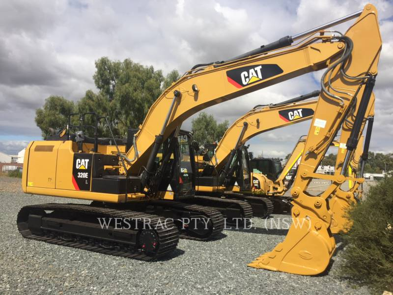 CATERPILLAR MINING SHOVEL / EXCAVATOR 320EL equipment  photo 1