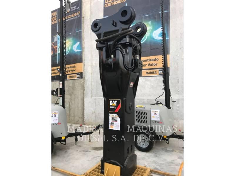 CATERPILLAR AG - HAMMER H160 equipment  photo 9