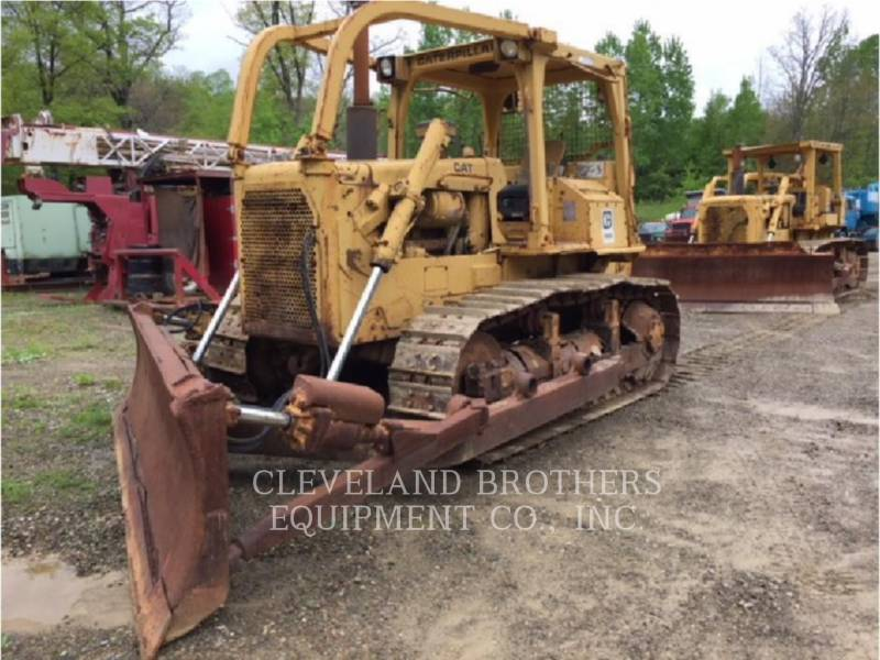 CATERPILLAR TRACK TYPE TRACTORS D6D equipment  photo 2