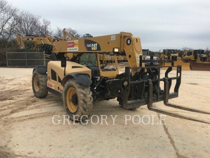 CATERPILLAR TELEHANDLER TL642 equipment  photo 2