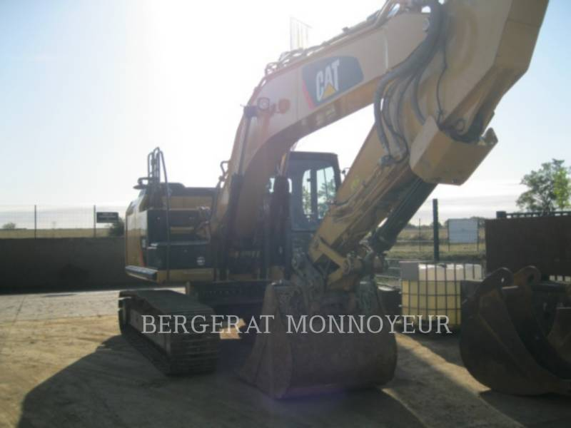 CATERPILLAR EXCAVADORAS DE CADENAS 320E equipment  photo 5
