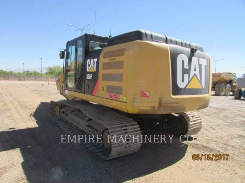 CATERPILLAR EXCAVADORAS DE CADENAS 326FL equipment  photo 3