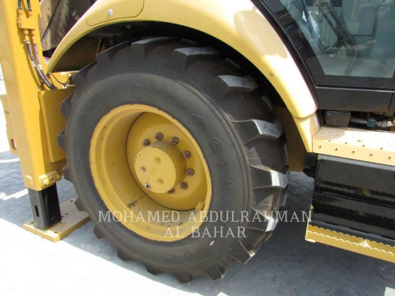 CATERPILLAR BACKHOE LOADERS 422F equipment  photo 14