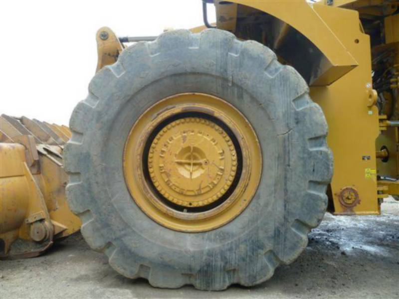 CATERPILLAR CARGADORES DE RUEDAS 994F equipment  photo 14