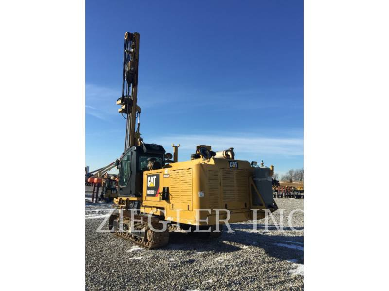 CATERPILLAR HYDRAULIC TRACK DRILLS MD5050T equipment  photo 3