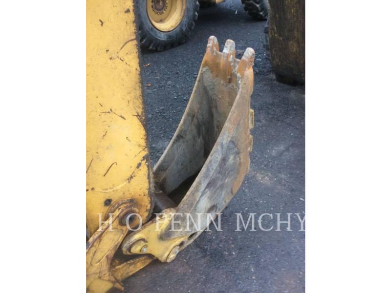 JOHN DEERE RETROEXCAVADORAS CARGADORAS 310E equipment  photo 9