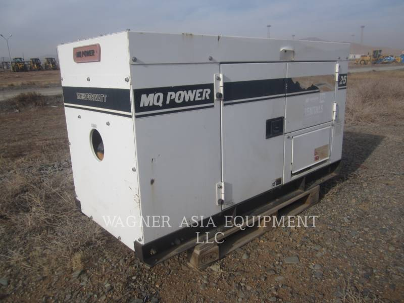 MULTIQUIP STATIONARY GENERATOR SETS DCA25SSIU2 equipment  photo 16