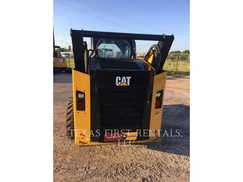CATERPILLAR KOMPAKTLADER 262 D equipment  photo 5