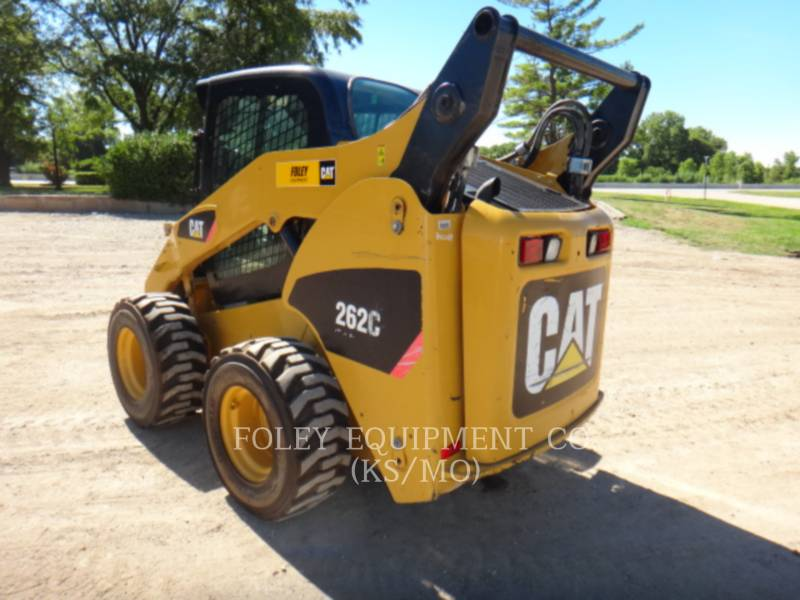 CATERPILLAR SKID STEER LOADERS 262CSTD2CA equipment  photo 3