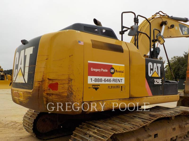 CATERPILLAR PELLES SUR CHAINES 329E L equipment  photo 11