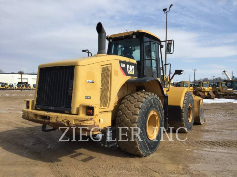 CATERPILLAR MINING WHEEL LOADER 966H equipment  photo 4