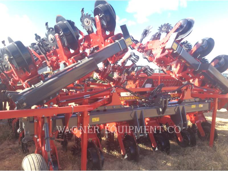 SUNFLOWER MFG. COMPANY APPARECCHIATURE PER COLTIVAZIONE TERRENI SF7630-30 equipment  photo 1