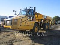 CATERPILLAR KNICKGELENKTE MULDENKIPPER 730C equipment  photo 1