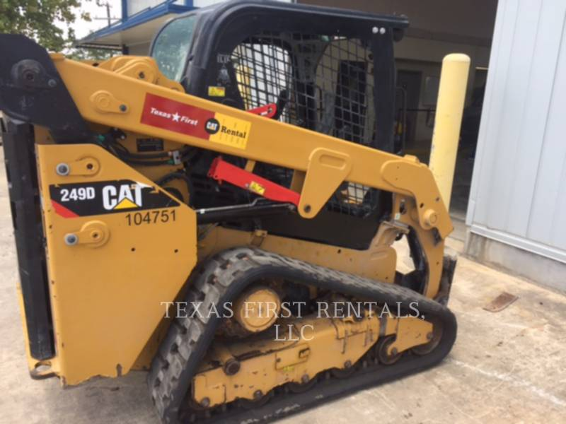 CATERPILLAR DELTALADER 249 D equipment  photo 4