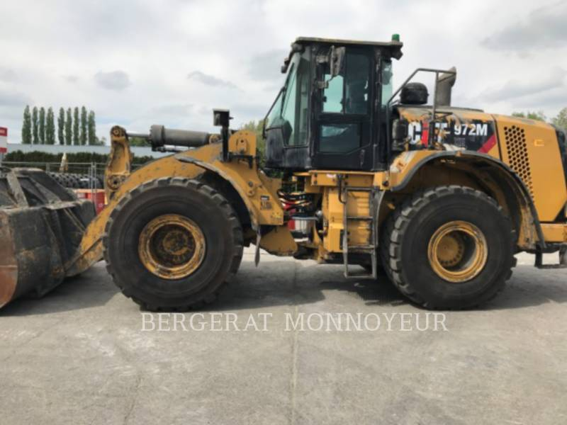CATERPILLAR WHEEL LOADERS/INTEGRATED TOOLCARRIERS 972MXE equipment  photo 5