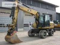 CATERPILLAR EXCAVADORAS DE RUEDAS M313D equipment  photo 1