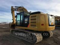 CATERPILLAR TRACK EXCAVATORS 320F L equipment  photo 3