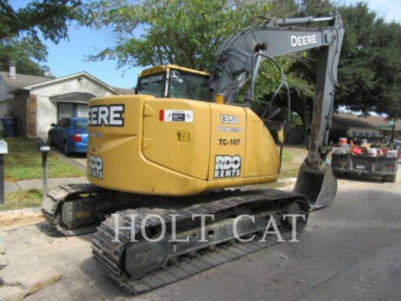 DEERE & CO. TRACK EXCAVATORS FE135DX equipment  photo 5